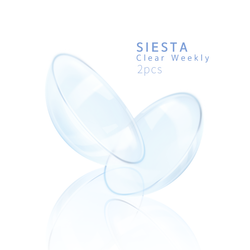 [Trial] Siesta Weekly Clear (1 Pair)