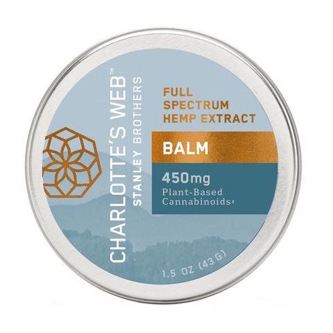 Hemp Infused Balm - Large (1.5 oz)