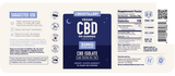 30mg Vegan Night Time CBD Gummies - 25 Count – New & Improved!