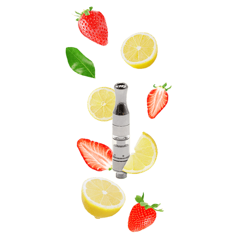 CBD Vape Cartridge – 200mg – Strawberry Lemonade