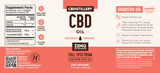 1000mg 30ml Full Spectrum CBD Oil Tincture