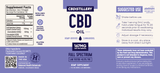 5000mg 30ml Full Spectrum CBD Oil Tincture