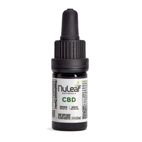 300mg Full Spectrum CBD Oil, High Grade Hemp Extract