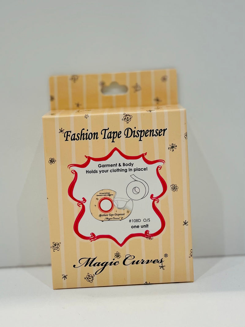Fashion Tape Roll and Dispenser