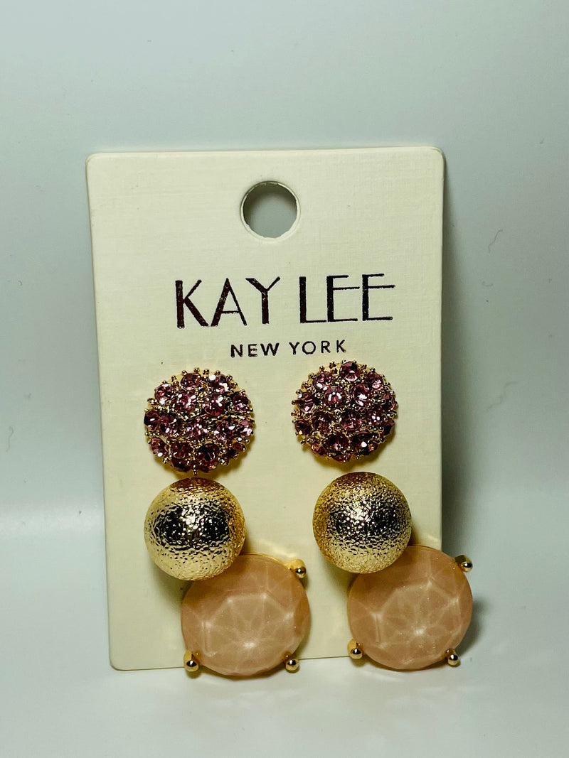 Kaylee 3 PC Earring Set