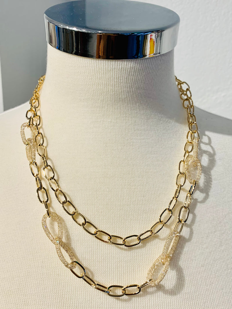 Kayla Chain Necklace
