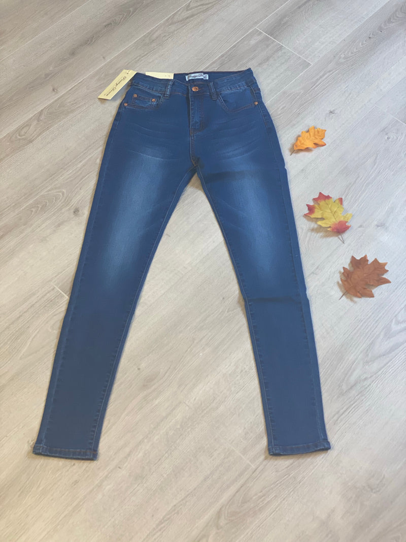 High Stretch Skinny Jeans
