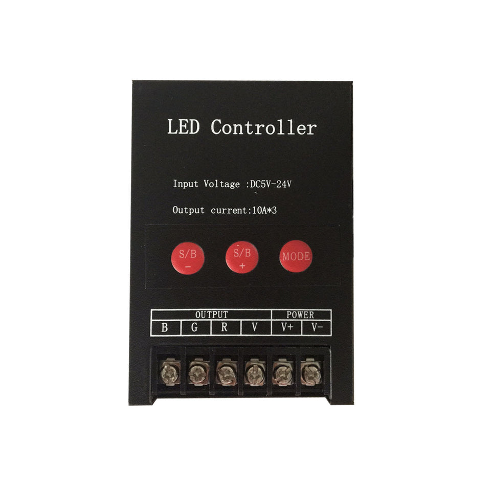 Vogue Photo Booth LED Controller