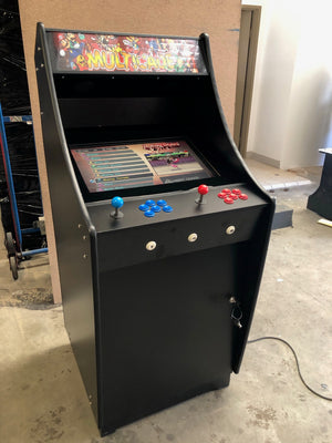 NEW Lowboy Arcade Machine @Austin_Amusements