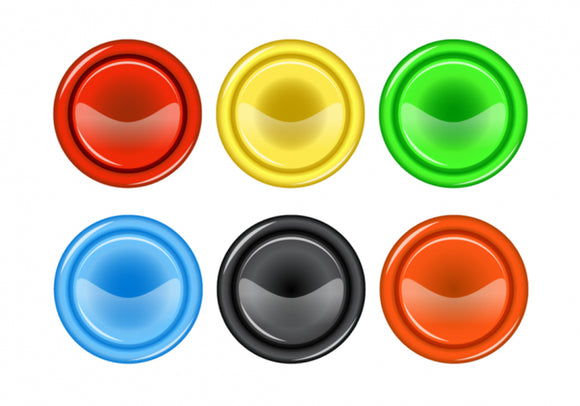 Arcade Machine Buttons