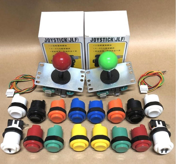 Joystick and Button Packs