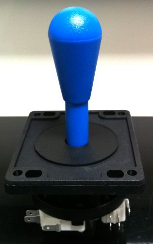 Happ Ultimate 8 Way Joystick- Blue