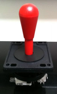 HAPP Ultimate 8 WAY JOYSTICK - Red