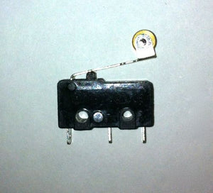 Microswitch KW12 with roller