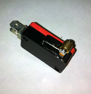 MicroSwitch with Short Arm Roller Actuator