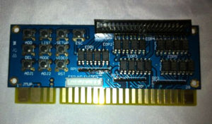 xxxx in 1, 3 and 4 Player Connector Board