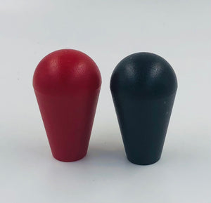 Joystick Bat Knobs choose your colour Black or Red