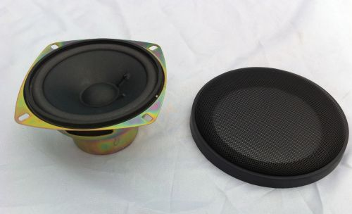 30w Speaker and Metal Grill