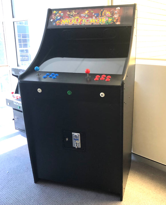 *New Lowboy Arcade Machine (Built to Order) 24