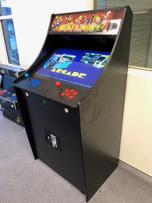 *New Retro Gaming Lowboy Arcade Machine with 32
