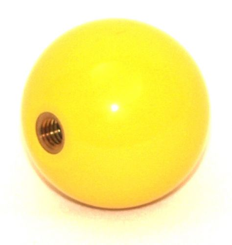 Sanwa LB-35 Ball Top, Yellow