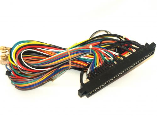 Jamma Harness with quick connects