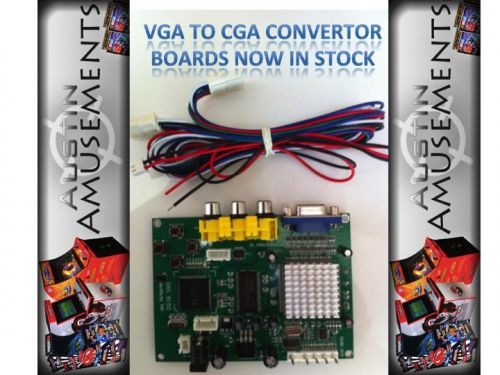 VGA to CGA Converter Board