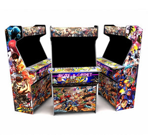 *MAME Arcade Machines, Built to Order. Includes Pinball, Arcade and Jukebox