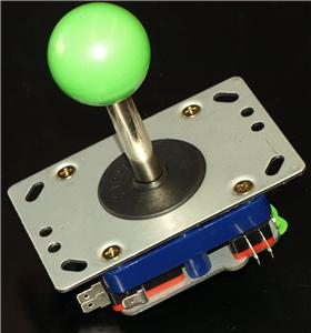 Zippy Joystick Green Knob