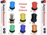 Happ Ultimate JOYSTICK and 7 Button Pack, Choose your colours.