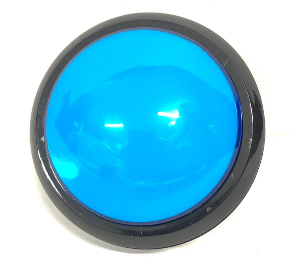 LARGE LED Dome Button, BLUE