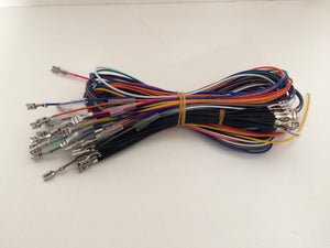 WIRING KIT WITH QUICK CONNECTS FOR I-PAC, 30 WIRES AND GROUND CHAIN