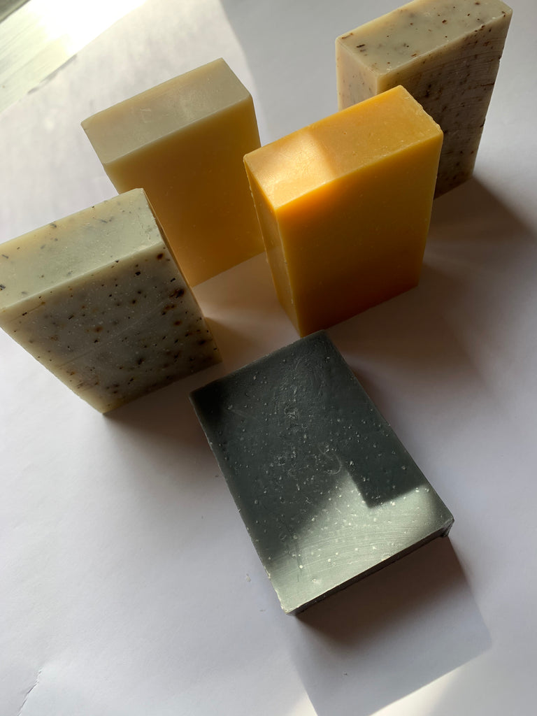Product Spotlight: Charcoal Vetiver Bar Soap