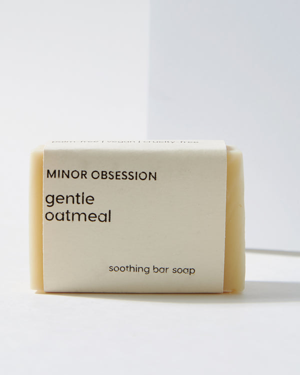 Gentle Oatmeal Soothing Bar Soap