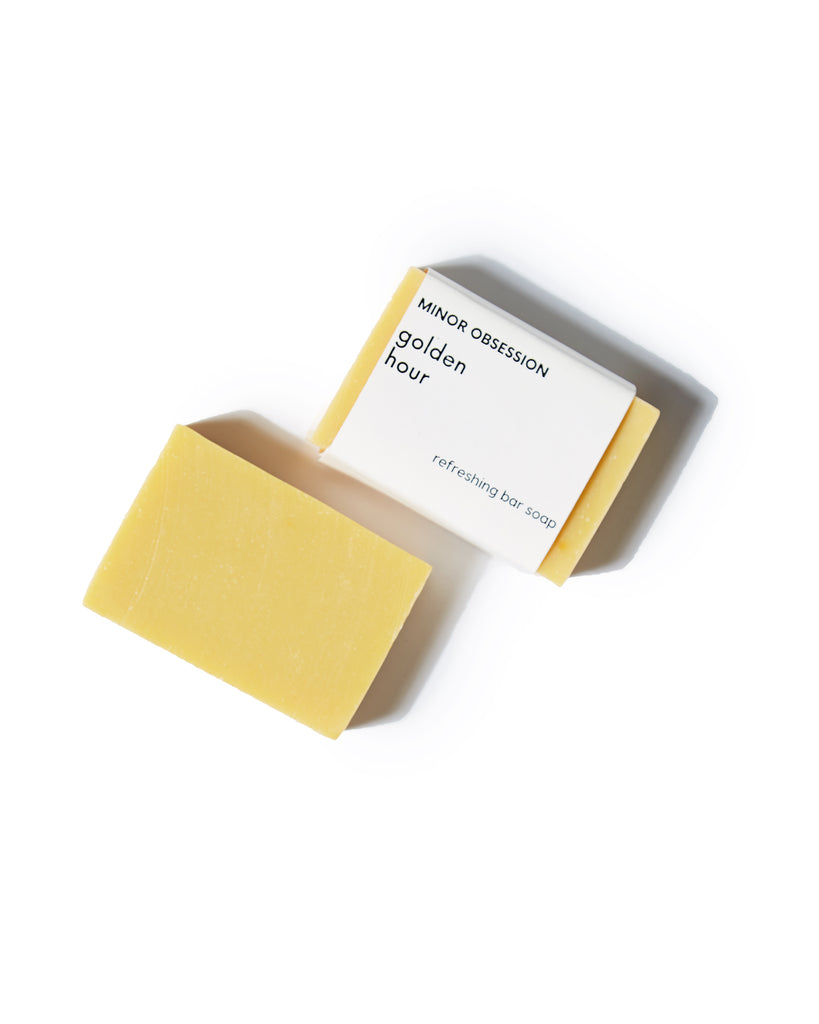 Golden Hour Refreshing Bar Soap