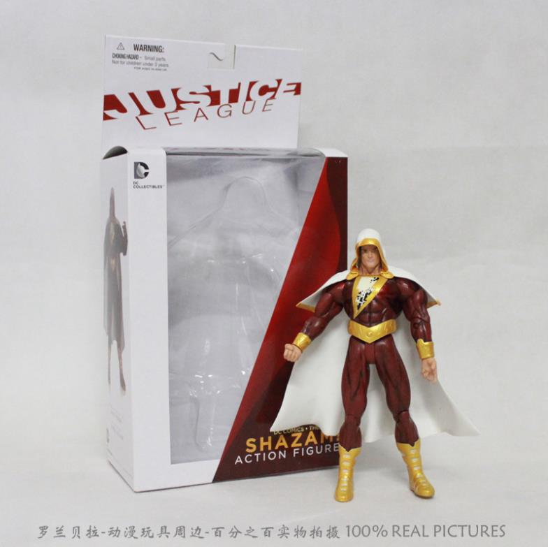 DC Shazam PVC Action Figure
