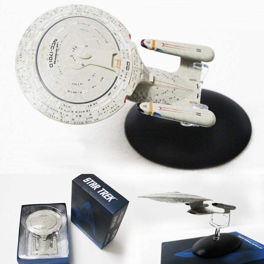 Star Trek USS Enterprise NCC-1701-D  Model