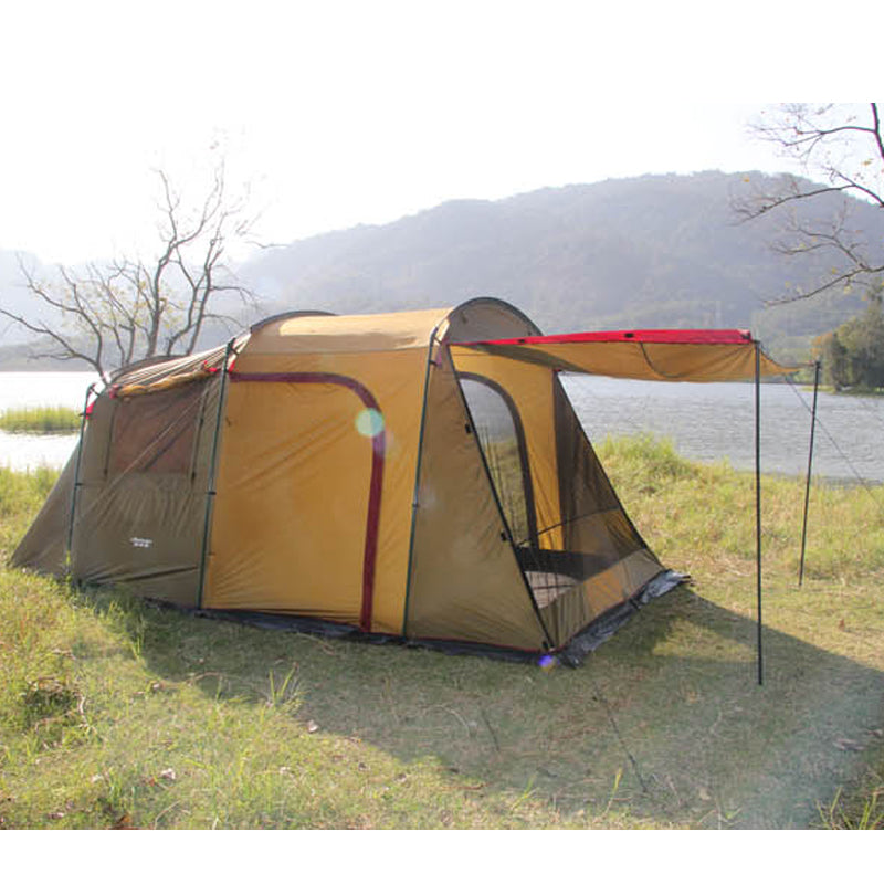 Large  4 - 8 Person Double Layer Tent