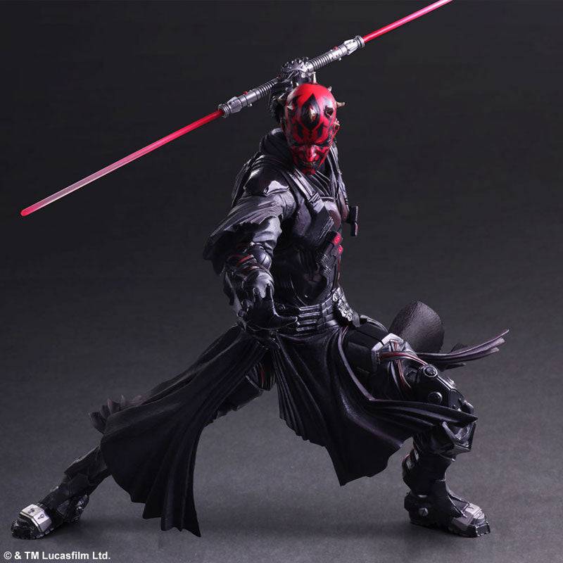 10 Inch Star Wars Darth Maul Collectible Model