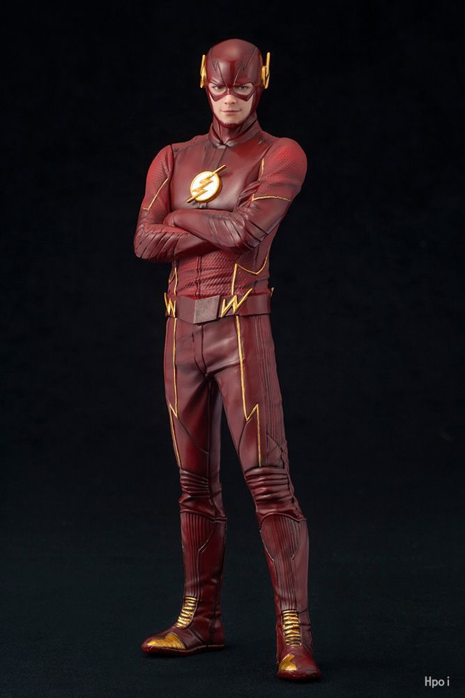 DC COMIC Justice League: The Flash Collectible Model