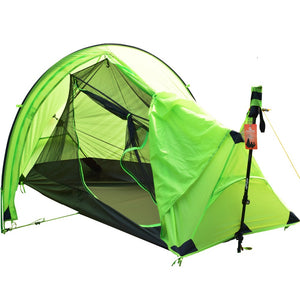 15D Double Layer 1  Person Backpacking Ultralight* Tent