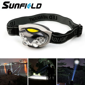 6 LED Mini Headlamp