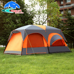 Large Family 2 Room Tent