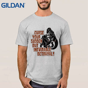 "Firefly ""Curse You And Your Sudden But Inevitable Betrayal""  Men's T-Shirt"