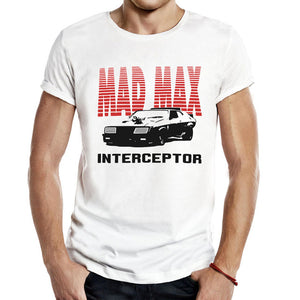 Mad Max Interceptor Men's Tees