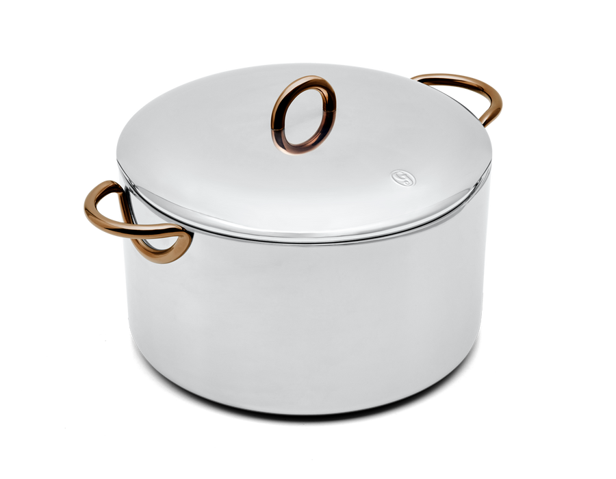 Big Deal stainless steel stock pot - main