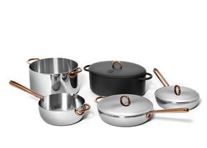 Family Style cookware set - Pepper black 2