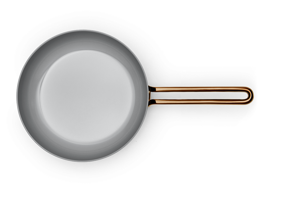 Small Fry nonstick pan - top down view