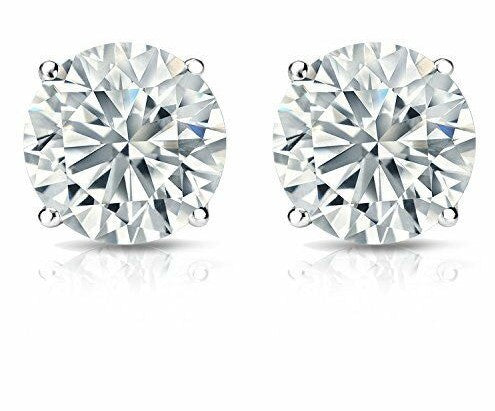 2 Carat Total Weight Stud Earring