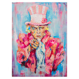 Blossom Uncle Sam (2018) • 30 x 40